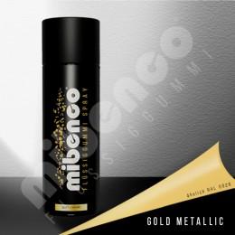 mibenco Spray - gold-metallic - 400ml