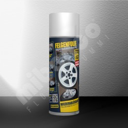 Felgenfolie Spray - weiss glänzend - Einzeldose